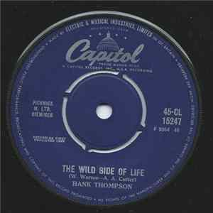 Hank Thompson - The Wild Side Of Life / Give The World A Smile Album