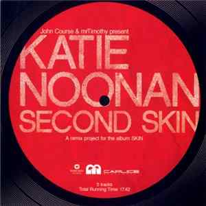 John Course and mrTimothy present Katie Noonan - Second Skin Album