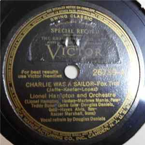 Lionel Hampton And Orchestra - Charlie Was A Sailor / Martin On Every Block Album