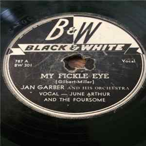 Jan Garber And His Orchestra - My Fickle Eye / This Is Always Album
