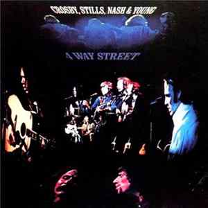 Crosby, Stills, Nash & Young - 4 Way Street Album