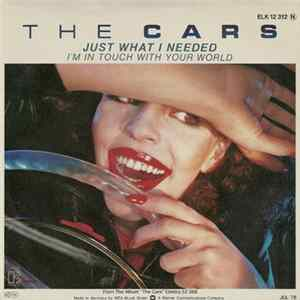 The Cars - Just What I Needed Album