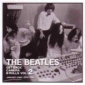 The Beatles - Get Back Camera B Rolls Vol. 2 Album