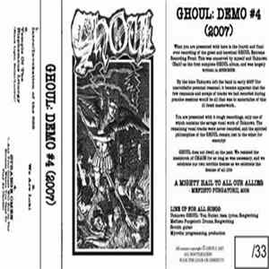 Ghoul - Demo #4 Album